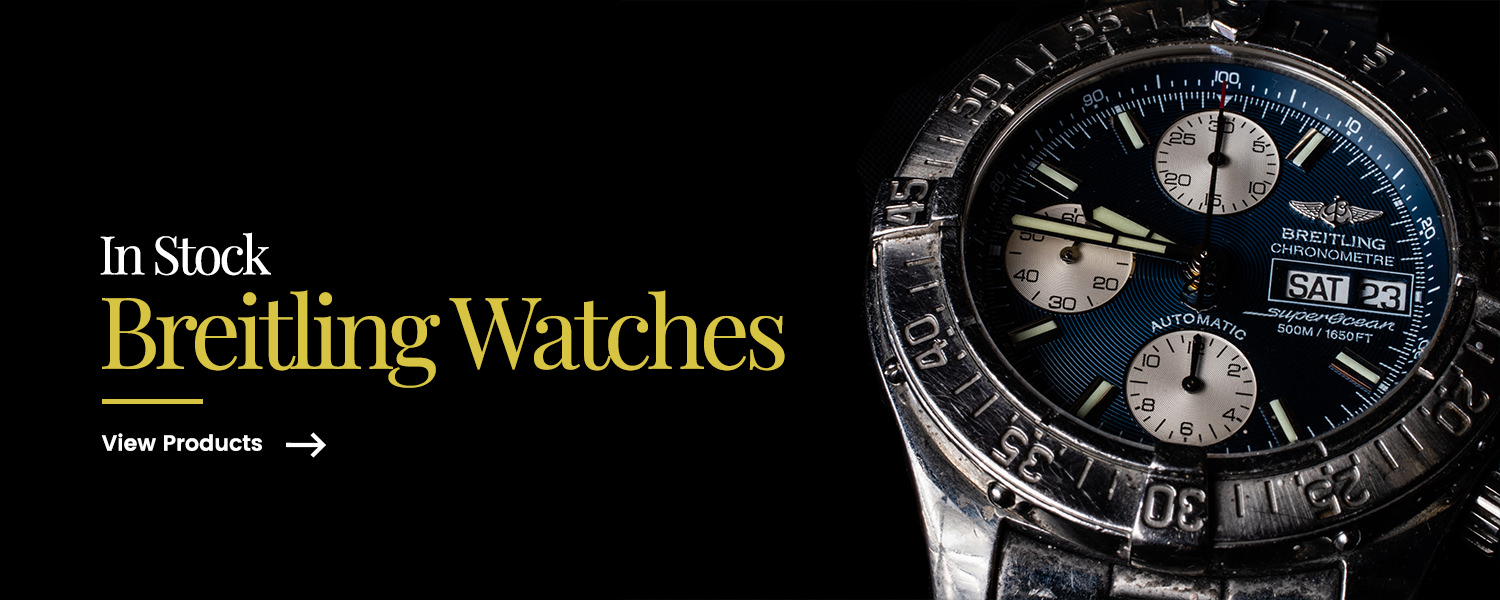 Breitling Watches at Owens Jewellers