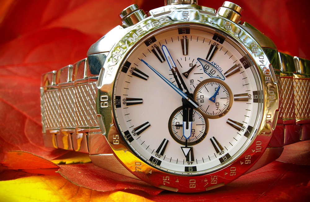 8 Steps to Looking After Your Watch