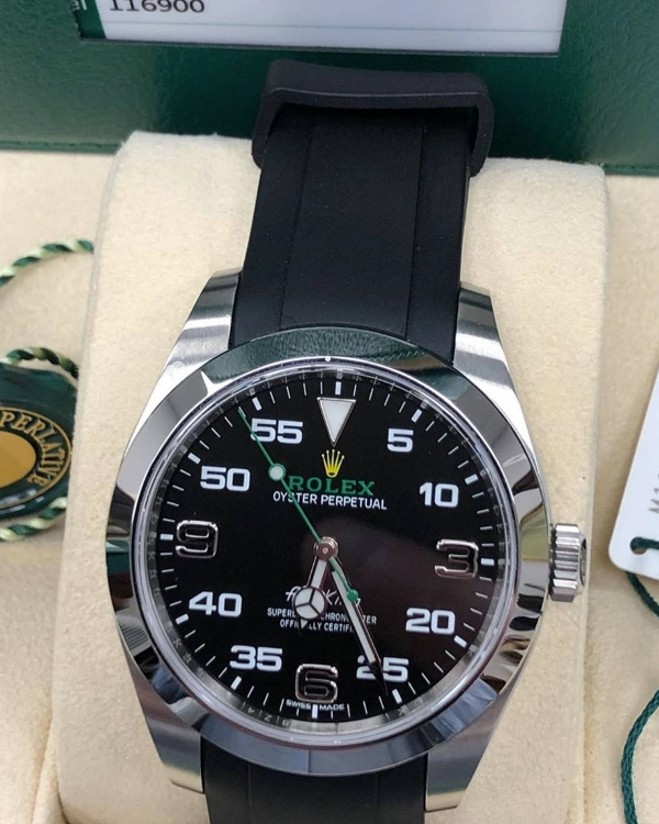 Rolex Air King 2019 - Owens Jewellers