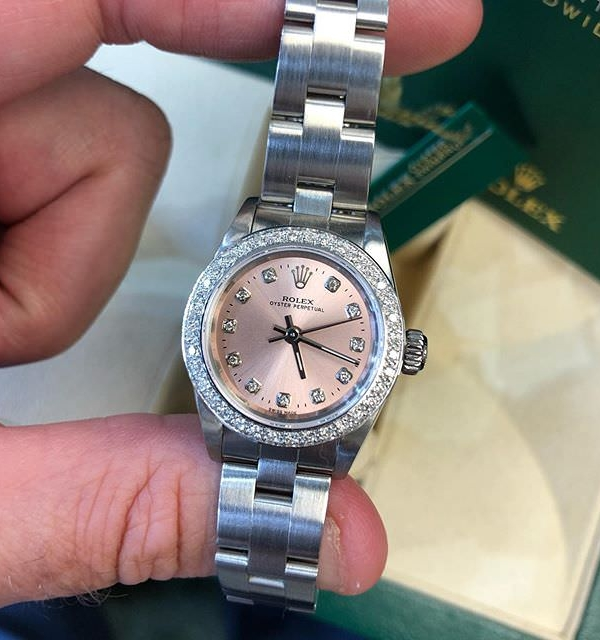 Rolex Perpetual Ladies